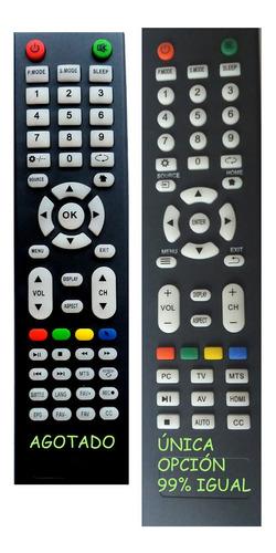 Control Remoto Tv Lcd Led Jvc Smart Ref. 209