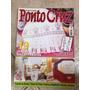 Revista Ponto Fácil Ponto Cruz 22 Toalhas Fronhas X610