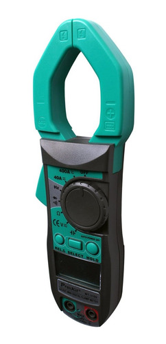 Pinza Amperimétrica Digital Pro'skit Mt-3109 400a