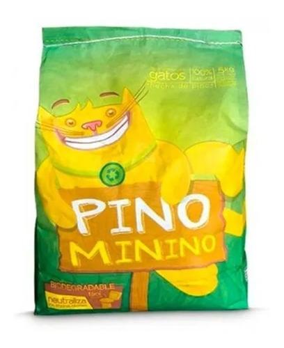 Arena Para Gato Pino Minino X 5 Kilos