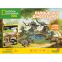 Livro Infantil Parque Dos Dinossauros: National Geographic