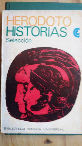 Historias - Seleccion - Herodoto 1970