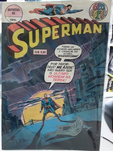 Superman Em Cores Especial 62