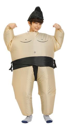 Inflável Wrestling Sumo Cosplay Fantasia Fat Car26002