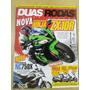 Pl264 Revista Duas Rodas Nº488 Kawasaki Ninja Zx 10r