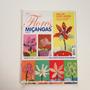 Revista Coleção Flores De Miçangas Violeta Lírio N°01 Bc487