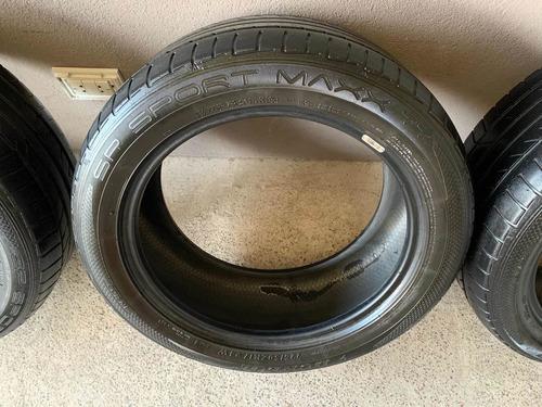 Neumáticos Dunlop Sportmaxx Tt 225/50/17 W