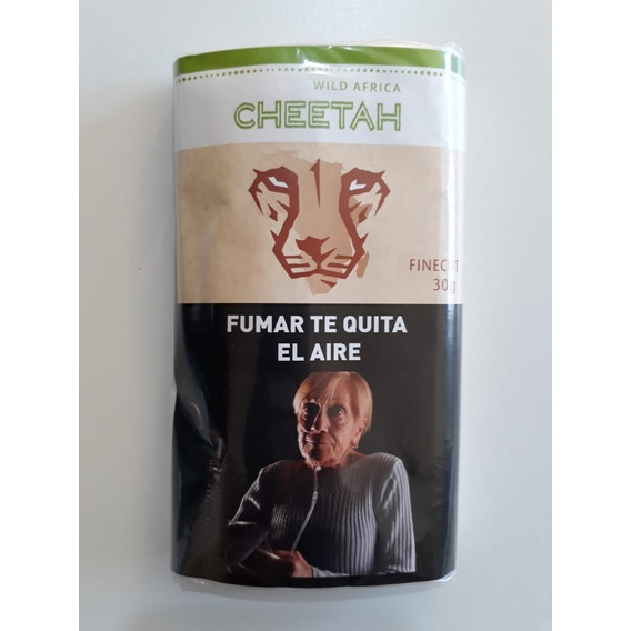 Tabaco Para Armar Cheetah X 5 Unidades