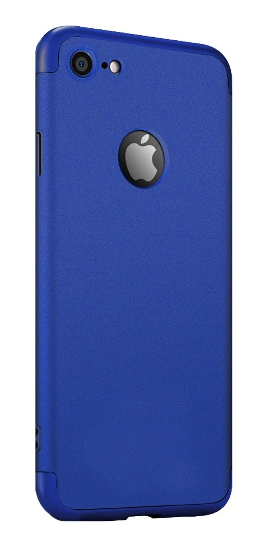 FUNDA 360 LUXURY IPHONE 6 AZUL ELECTRICO