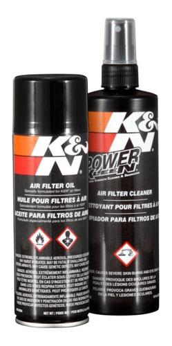 Kit De Limpieza Y Mantenimiento Filtros K&n Kyn