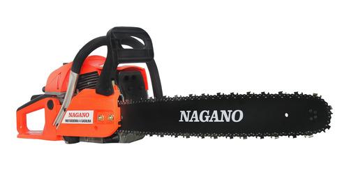 Motosserra Á Gasolina Nagano 58cc Mn6000 2.5kw