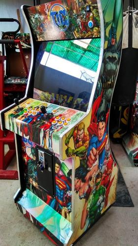 Maquinita Arcade Cisne Pandora Box 23 Pulgadas