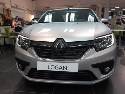 Renault Logan Zen 1.6  Hasta $400000 Tasa 4,9%