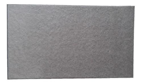 Ceramico 30x45 Basalto Acero 1era Cortines Piso Piedra