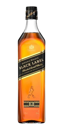 Whisky Johnnie Walker Black Label - 750ml