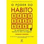 Livro O Poder Do Hábito Charles Duhigg Lacrado