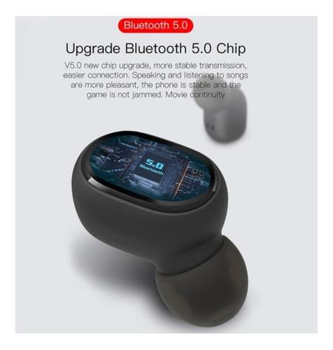 Audifonos Bluetooth De Boton E6s Tws 5.0 Earbuds Deportivos - Ecart