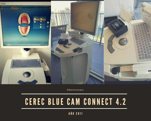 Sirona Cerec Odontologia Blue Cam