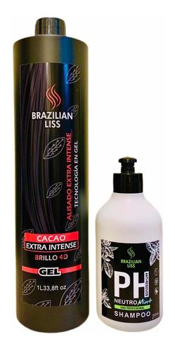 Pack Progresivo Tecnología En Gel! Brazilian Liss Original !