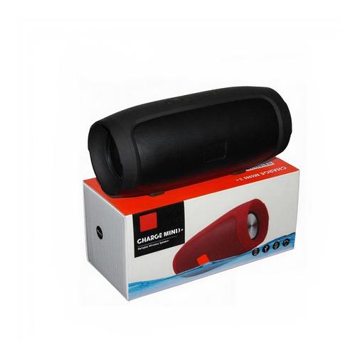 Caixinha Caixa De Som Bluetooth E Pendrive Portátil 20w