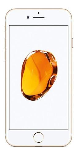 iPhone 7 256 Gb Dourado Vitrine 12x Sem Juros