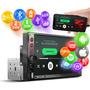 Central Multimídia Universal Mp5 2din Android Bt Usb Fm