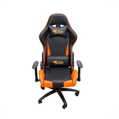 Cadeira Escritório / Gamer De Couro - Promoção