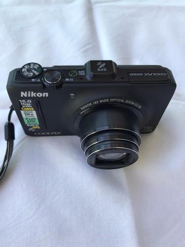 Câmera Semi Profissional Nikon Full Hd Movie Promoção