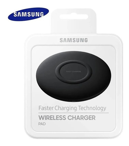 Carregador Wireless Sem Fio Indução Samsung S20 S21 Original