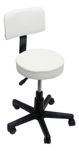 Cadeira Mocho Giratória Dentista Tatuador