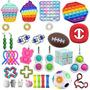 Anti Stress Toy Kit Fidget Brinquedos Para Adultos 34 Pcs [u
