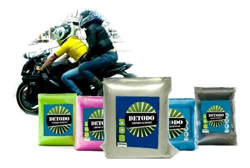 Impermeable Moto Bicicleta Plástico Portable Termosellado