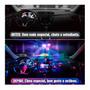 Bolinha Luz Led Colorida Adapta No Celular/carro/cx De Som
