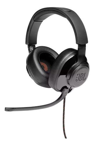 Jbl Quantum 300 Fone De Ouvido Over-ear Para Jogos Com Fio
