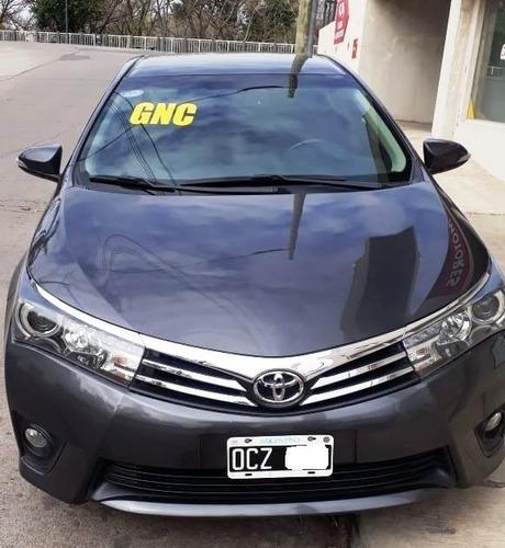 Toyota Corolla Xei Pack Plus 2014
