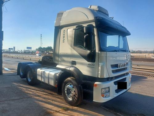 Iveco Stralis 400 6x2 2012/2013