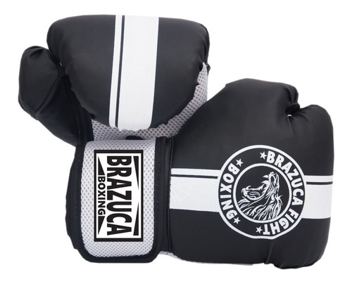 Luva De Boxe Muay Thai Mma Brazuca Feminino Rosa Promoção