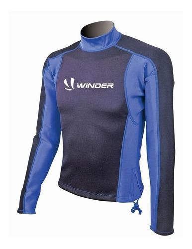 Camiseta Neoprene 1,5 Mm Fun Dive - Caiaque Stand Up Jet Sky