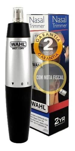 Aparador De Pelos Nasal Wahl Removedor Pelos Orelha Original