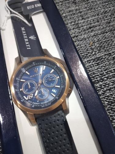 Relógio Masculino Maserati Granturismo Chronograph Quatz