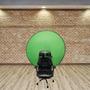 Fundo Verde Profissional Do Papel De Parede De 110cm