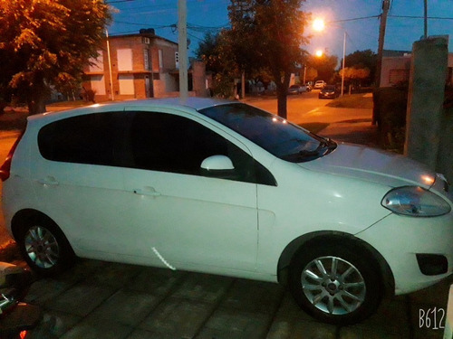 Fiat Palio Blanco 2013 C/gnc 5ta 155.000 Km Roas