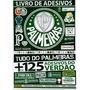 Livro De Adesivos Palmeiras
