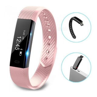 Reloj Inteligente Android Smartband Fitness Tracker Id115hr
