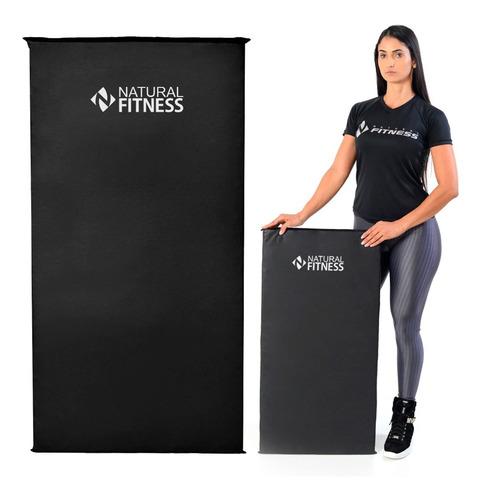 Colchonete Espuma Ag80 Fitness Academia Yoga Tapete Colchão
