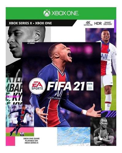 Fifa 21 Standard Edition Electronic Arts Xbox One Digital