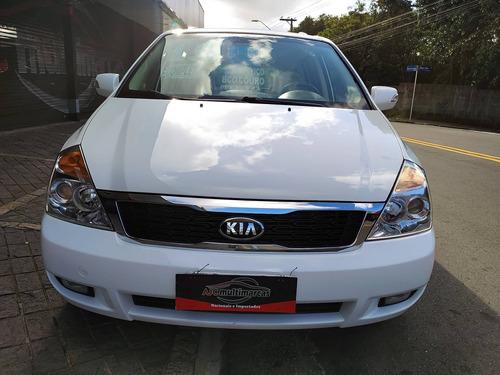 Kia Carnival 3.5 Ex V6 24v Gasolina 4p Automático