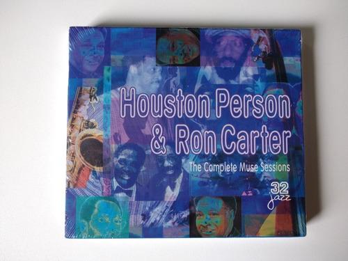 Cd Houston Person E Ron Carter - Lacrado