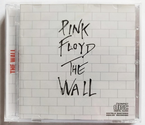 Cd Pink Floyd - The Wall