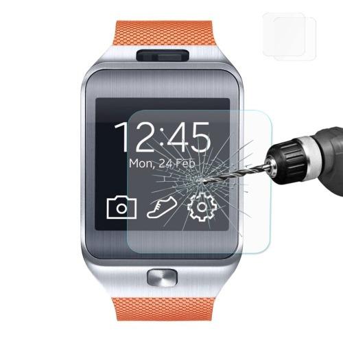2 Pcs Enkay Sombrero-prince Para Samsung Gear R380